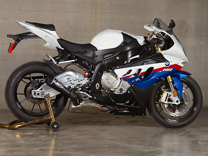 M4 GP Black Slip-on Exhaust System for '10-'14 BMW S1000RR