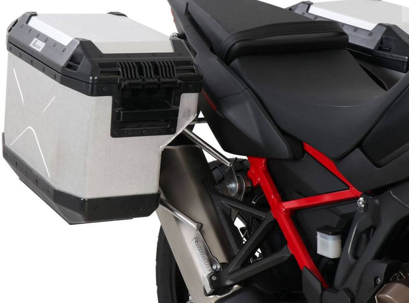 Hepco & Becker Cutout Side Carrier for '19-'20  Honda CRF1100L Africa Twin