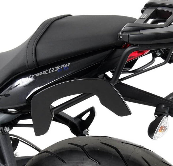 Hepco & Becker C-Bow Carrier Softbags for '13-'19 Triumph Street Triple/R