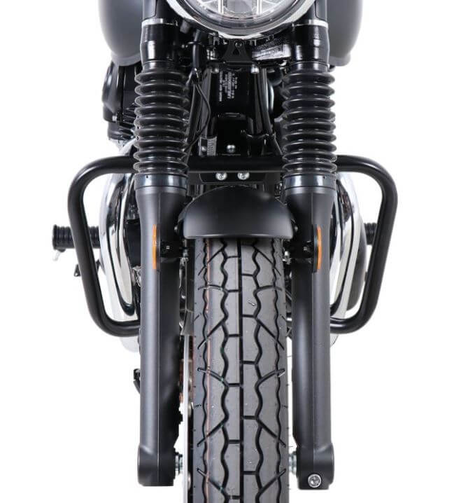 Hepco & Becker Engine Guard '19+ Kawasaki W800 Street/ Cafe - Black