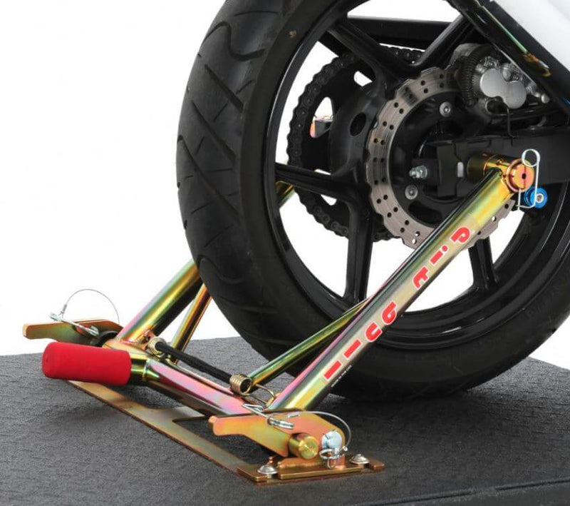 Pit Bull Trailer Restraint System for Yamaha R3 '15-'20/MT-03