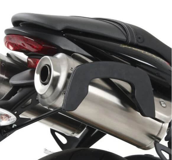 Hepco & Becker C-Bow for '07-'12 Triumph Street Triple/R