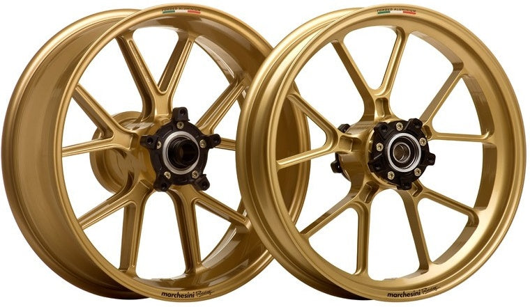 Marchesini M10RS Kompe Forged Aluminum Wheels Set