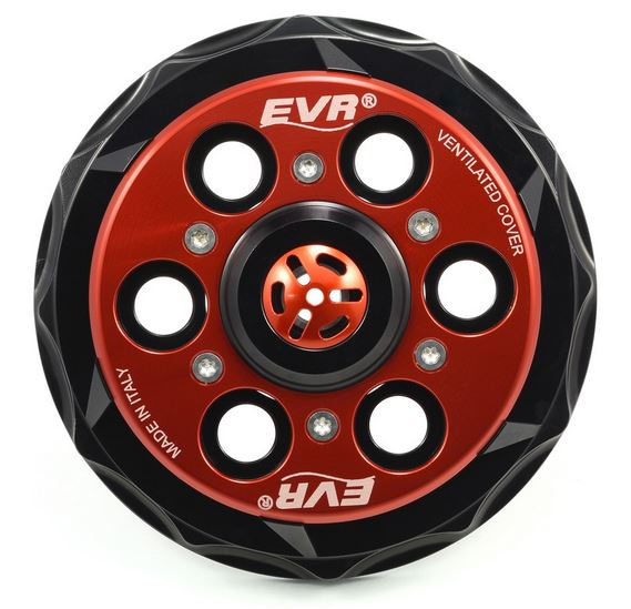 EVR Progressive Engagement Pressure Plate for All Dry Clutch Ducatis | CVD-270