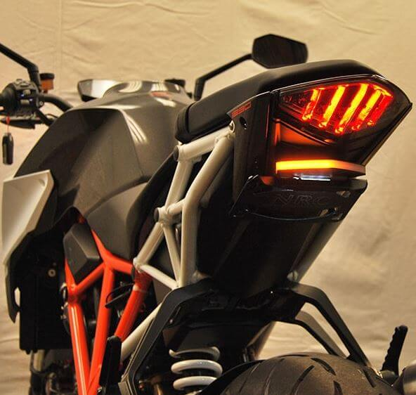 New Rage Cycles Fender Eliminator Kit 2013-2018 KTM 1290 SuperDuke/R