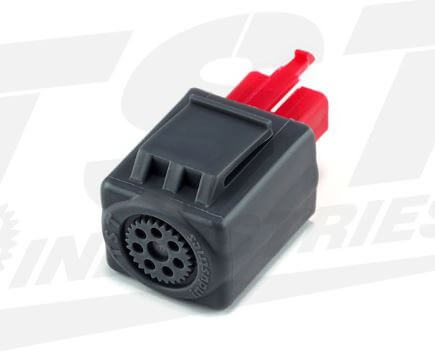 TST Industries 2 Pins LED Flasher Relay Gen2