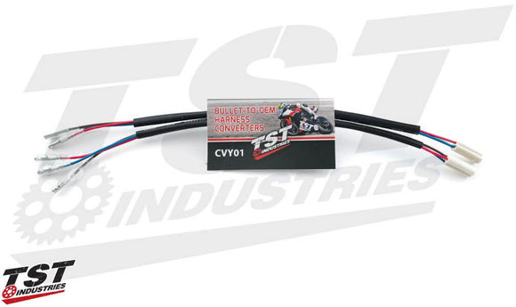 TST Industries Signal Plug Converter 3-to-3 for Yamaha