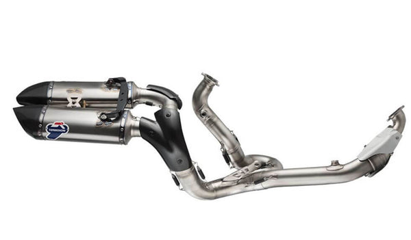 Termignoni Force Full Exhaust System 2012-2017 Ducati 1199/1299 Panigale