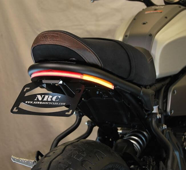 New Rage Cycles Standard Fender Eliminator 2016-2019 Yamaha XSR700