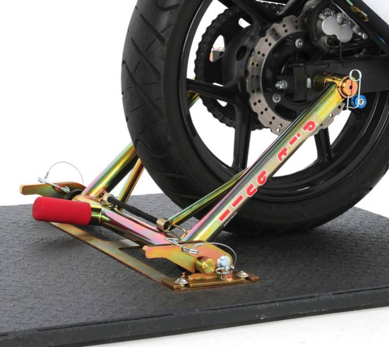 Pit Bull Trailer Restraint System for Ducati Single Sided Swingarm | Large Hubs