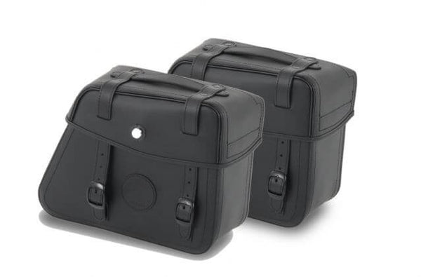 Hepco & Becker Rugged Bags for C-Bow Carrier | Black