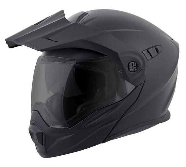 Scorpion EXO-AT950 Solid Helmet | Matte Black