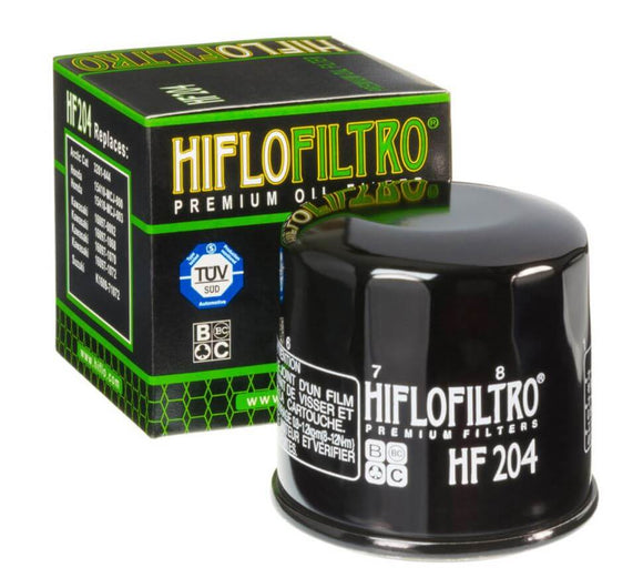 Hiflofiltro Premium Motorcycle Oil Filter