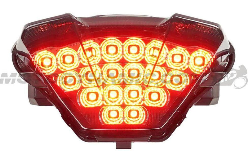 Motodynamic Sequential LED Tail Light '18-'19 Yamaha MT-07