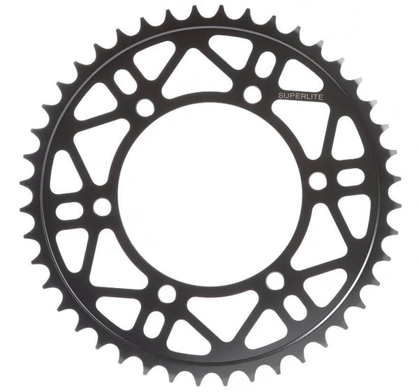 Drive Systems 520 Pitch Superlite RSX Black Steel Rear Sprocket for Yamaha