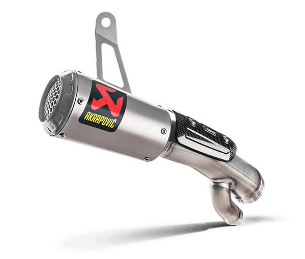 Akrapovic Slip-On Line (Titanium) Exhaust '17-'18 BMW S1000RR