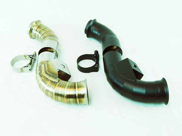 Competition Werkes Cat Delete Link Pipe '18-'19 KTM 790 Duke