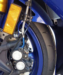 Spiegler Braided Brake Lines Kit '17-'19 Yamaha YZF-R6 ABS