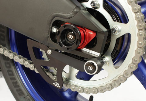 Gilles Tooling AXB Chain Adjuster for 2017+ Yamaha YZF-R6