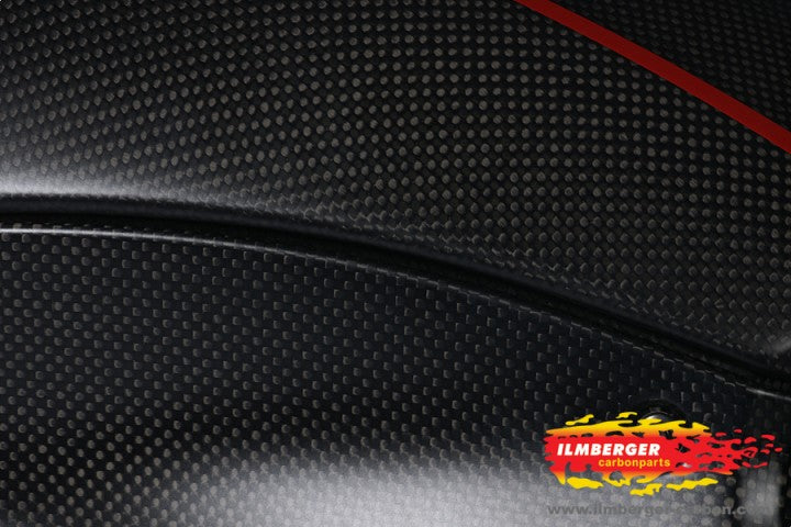 ILMBERGER Carbon Fiber Tank Side Panel (Right) 2011-2012 Ducati Diavel
