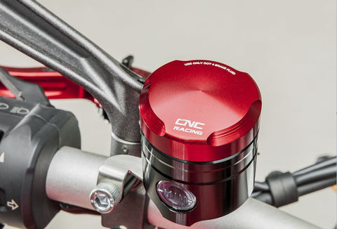 CNC Racing 25ml Brake / Clutch Fluid Tank Reservoirs - motostarz.com