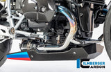 ILMBERGER Carbon Fiber Belly Pan 2017+ BMW R nite T Racer