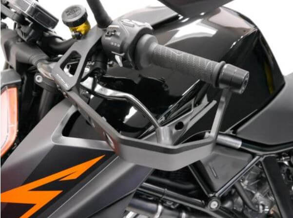 Evotech Performance Hand Guard Protectors 2017-2018 KTM 1290 Superduke R