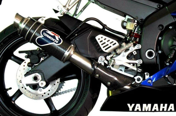 Termignoni GP Style Carbon Slip-On Exhaust '06-'19 Yamaha YZF R6
