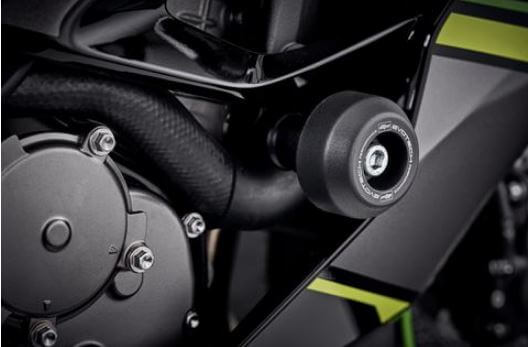 Evotech Performance Frame Sliders 2019+ Kawasaki ZX-6R