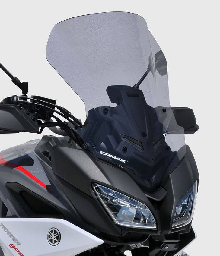 Ermax High Protection Windscreen 50cm 2018 Yamaha Tracer 900