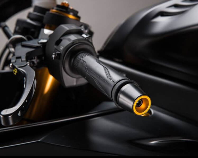 Lightech Handlebar Balancers for Yamaha R1/R3/R6, Triumph Street Triple 675 R