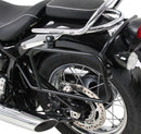 Hepco & Becker Black Side Carrier for 2018- Triumph Bonneville Speedmaster