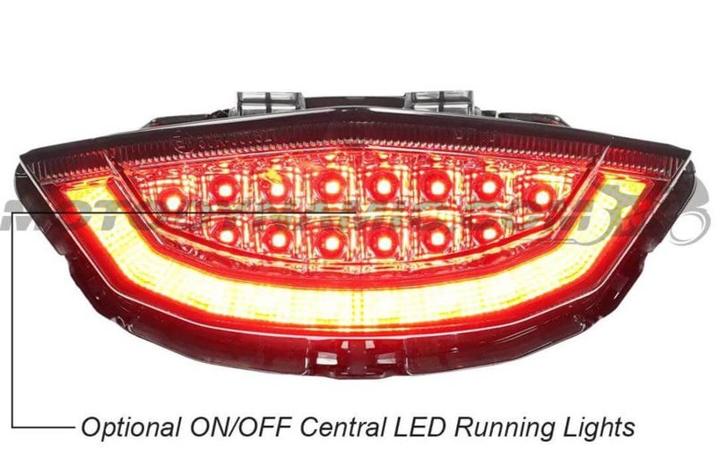 Motodynamic Sequential LED Tail Light 2017-2019 Honda CBR1000RR