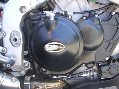 R&G Racing RHS Engine Cover for 2009-2012 Aprilia RSV4 / R / APRC, 2011-2012 Tuono V4