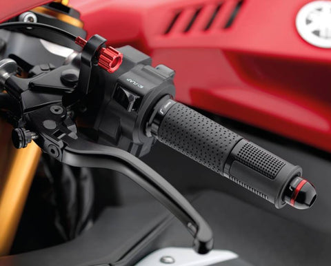 "Rizoma ""3D"" Brake & Clutch Levers"