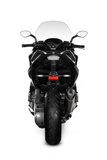 Akrapovic Stainless Steel EC Type Approved Slip-on Exhaust System 2012-2015 BMW C 600 Sport
