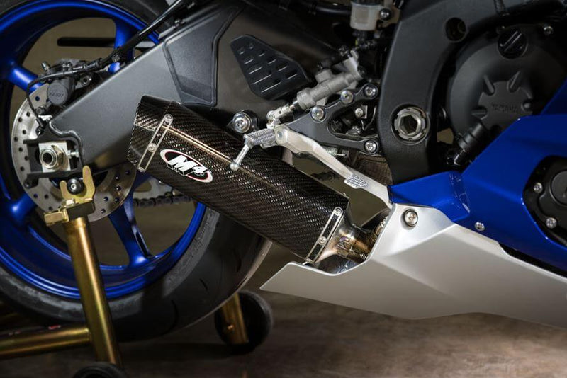 M4 X96 Carbon Full Exhaust System 2006-2018 Yamaha R6