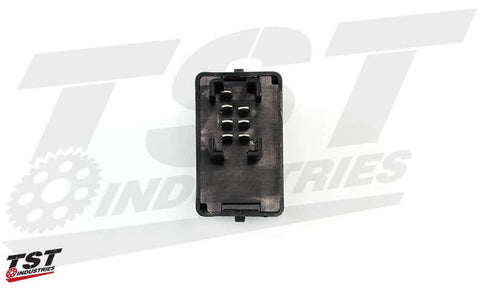TST Industries 7 Pins LED Flasher Relay for Suzuki