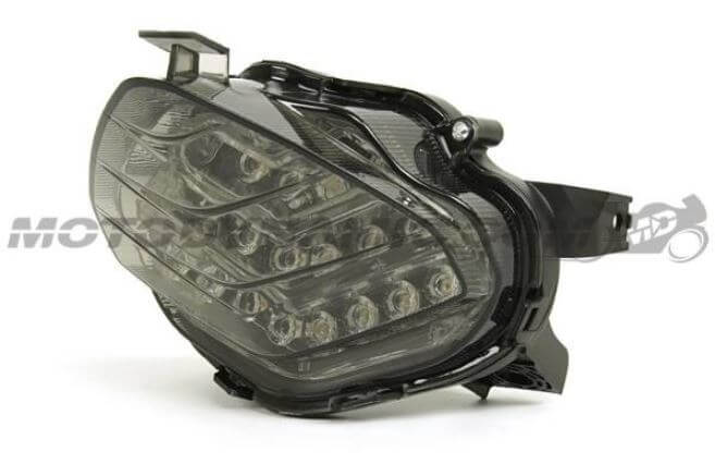 Sequential Integrated LED Tail Light Compatible with Honda CBR500R CB500F CB500X 2016-2018