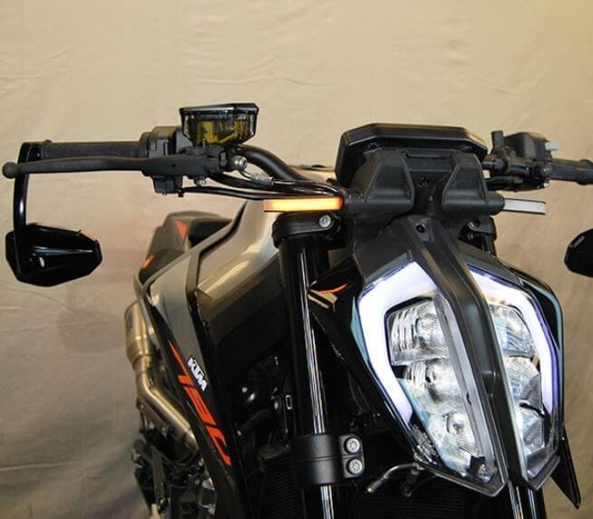 New Rage Cycles LED Front Turn Signals 2018+ KTM 790 Duke