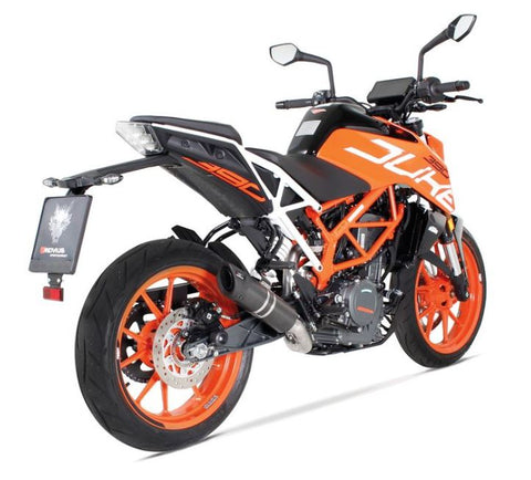 Remus S-Flow Full Exhaust Systems 2017-2018 KTM 390 Duke