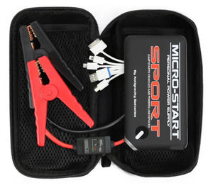 Antigravity SPORT Micro-Start Jump-Starter/Power Supply