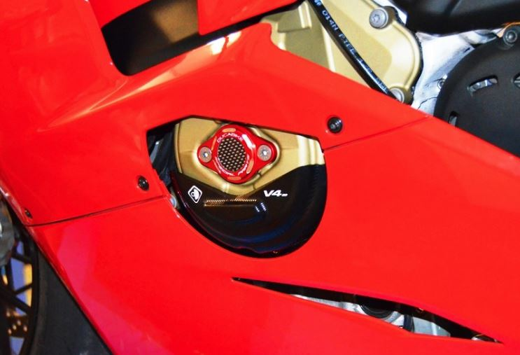 Ducabike Alternator Cover for Ducati Panigale V4, Streetfighter V4/S