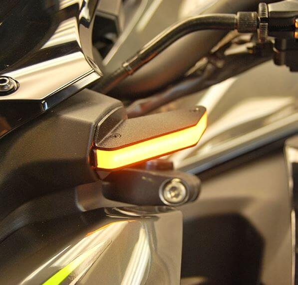 New Rage Cycles Front Turn Signals '17-'20 Kawasaki Z900