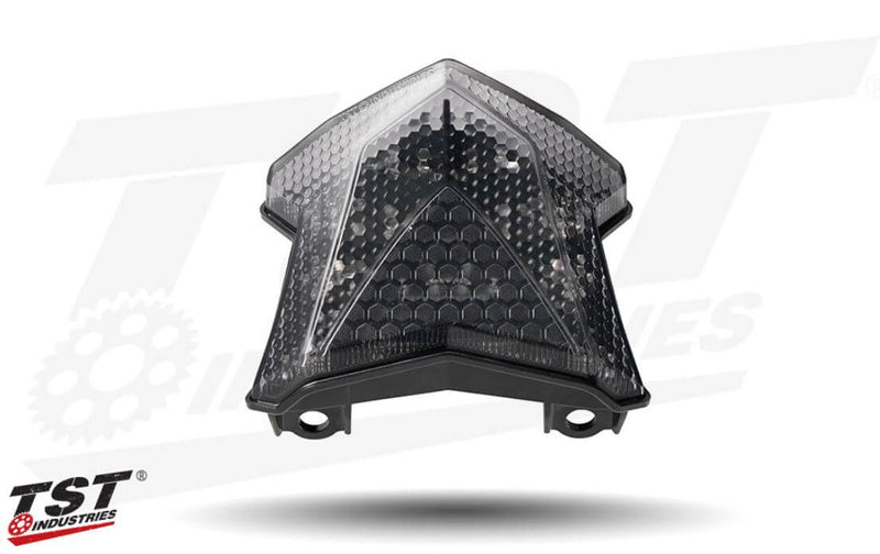 TST Industries Programmable Sequential LED Integrated Tail Light 2020+ Kawasaki Z650/Ninja 650