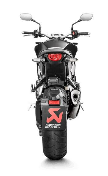 Akrapovic Slip-On Line (Titanium) Exhaust 2018+ Honda CB1000R