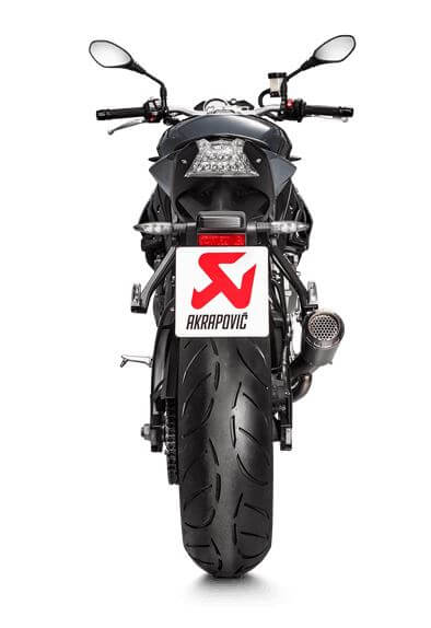 Akrapovic Slip-On Line (Titanium) Exhaust 2017+ BMW S1000R