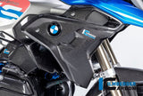 ILMBERGER Carbon Fiber Airtube w.Flap (Right Side) 2013-2018 BMW R1200GS/ADV LC