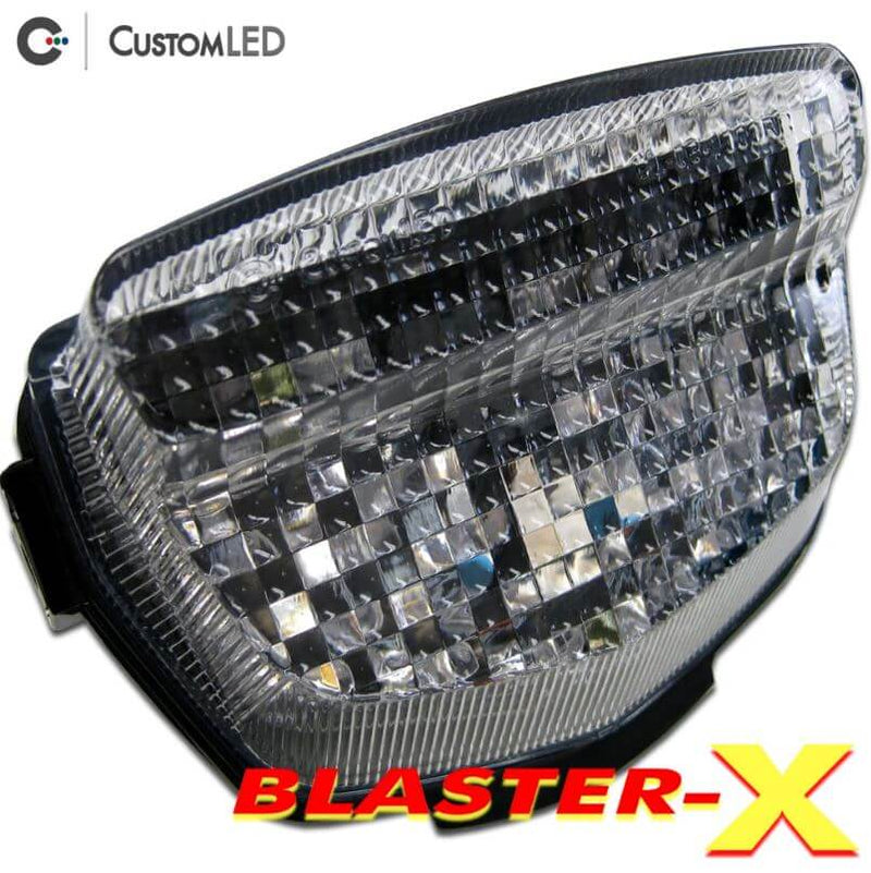 Custom LED Blaster-X Integrated LED Tail Light - Complete Unit '08-'16 Honda CBR1000RR