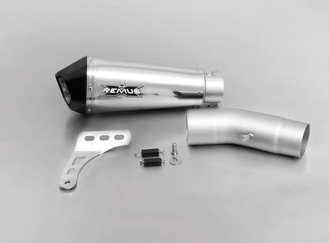 Remus HyperCone Slip-On Exhaust System for 2014+ Ducati Monster 1200